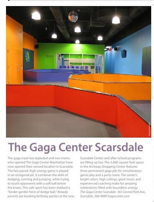 The Gaga Center Scarsdale | article.source